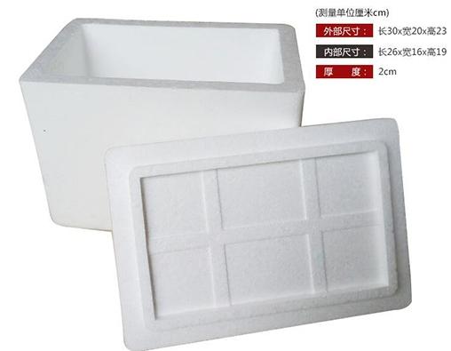 泡沫保温箱案例
